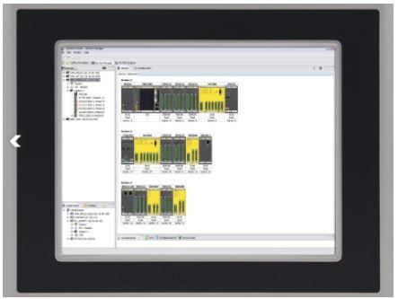 terminal de operador con pantalla táctil / empotrable / HD1080 / Intel® Core i7