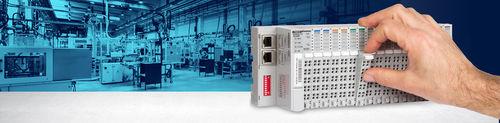 módulo E/S analógico / digital / Ethernet / distribuido