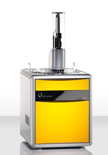 analizador de trazas / de nitrógeno / de petroleo / de azufre