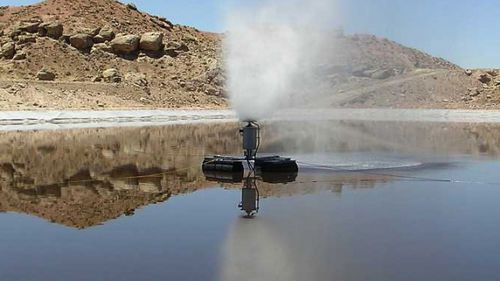 evaporador de proceso