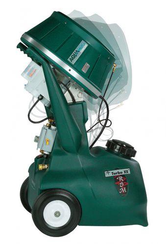 humidificador con vapor fría / evaporativo / portátil / compacto