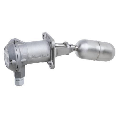 interruptor de nivel de flotador magnético / para agua / para aceite / para carburante