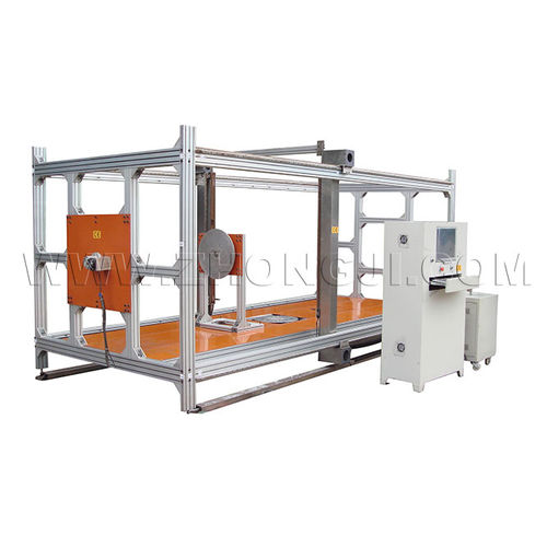 máquina de corte para PSE / de hilo / CNC / de formas