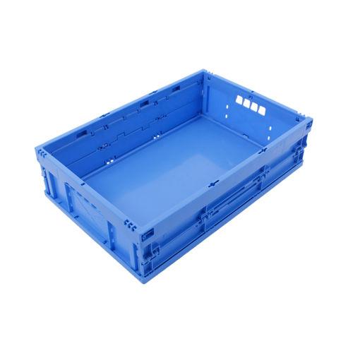 cajón de PP / de transporte / plegable / con asa