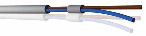 cable eléctrico de alimentación