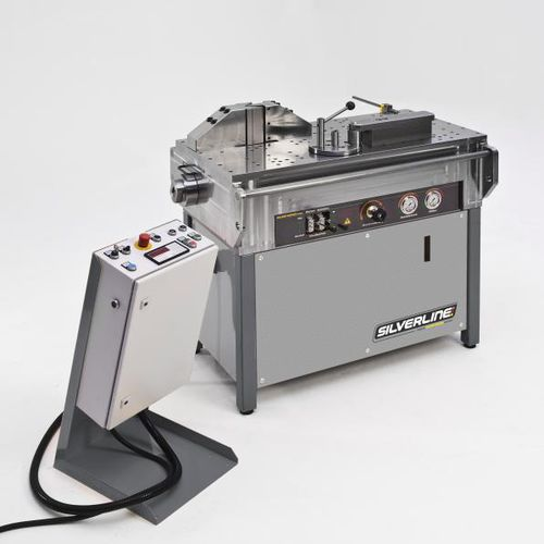 prensa horizontal / hidráulica / de enderezar / para plegado