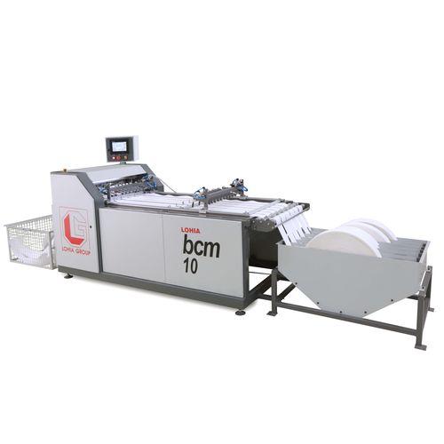 máquina de corte de tejido