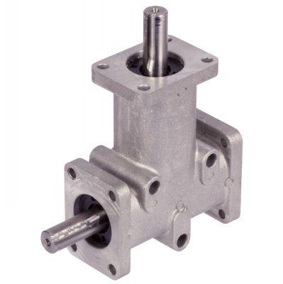 reenvío angular de engranajes cónicos / de aluminio