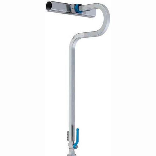 tubería rígida para aire comprimido / para red de aire comprimido / para vacío / ligera