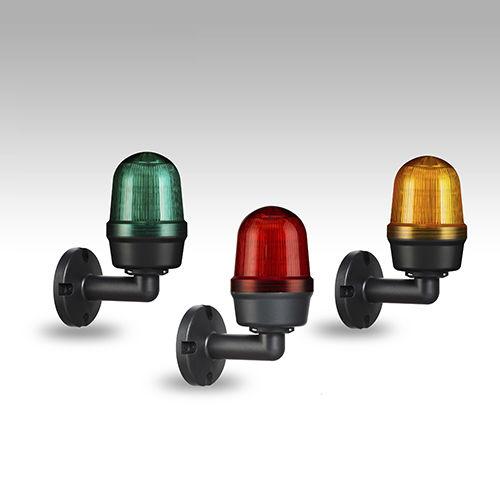 avisador luminoso permanente / de destellos / LED / 110 V CA