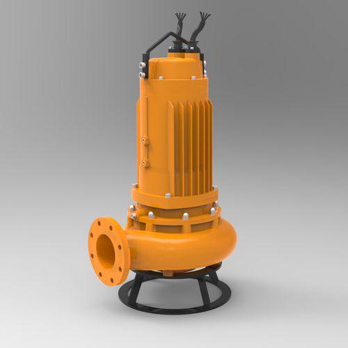 bomba para aguas de desagüe