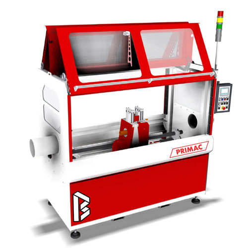 sistema de corte para PVC - Baruffaldi Plastic Technology