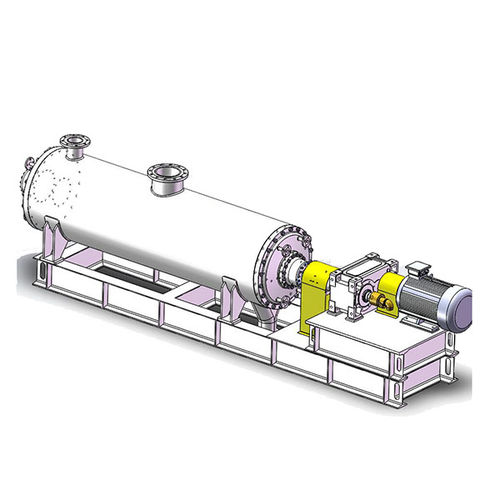 mezcladora dinámica / para polímero / horizontal