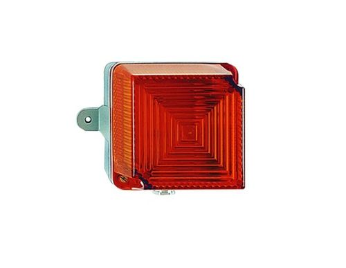 avisador luminoso de destellos / LED / 230 V CA / 12 V CA