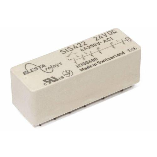 relé electromecánico 24 V CC