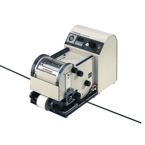máquina de marcado en caliente / benchtop / compacta / de cables