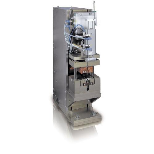 máquina de soldar por resistencia / AC / automática / compacta
