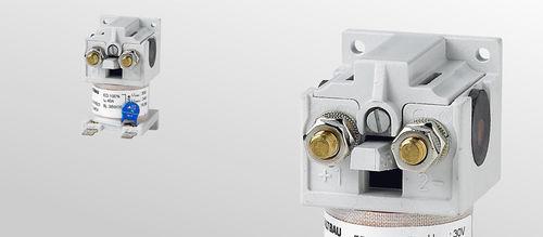 contactor inversor / electromagnético / DC / unipolar