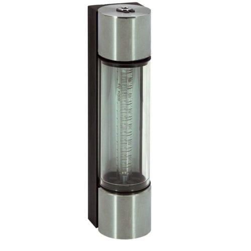 caudalímetro de área variable / para gas / para agua / de lectura directa