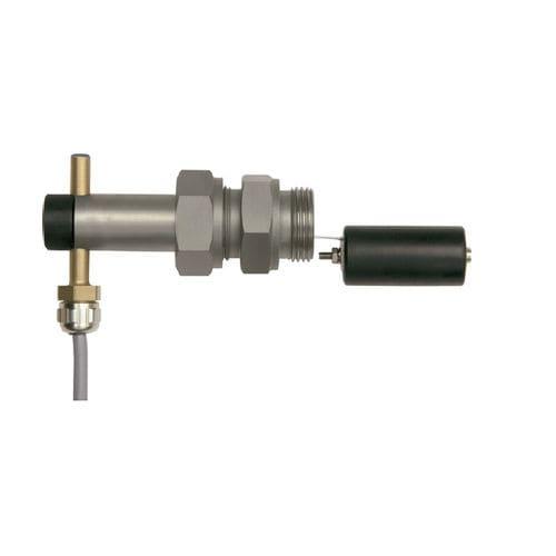 interruptor de nivel de flotador magnético / para agua / para aceite / de acero inoxidable