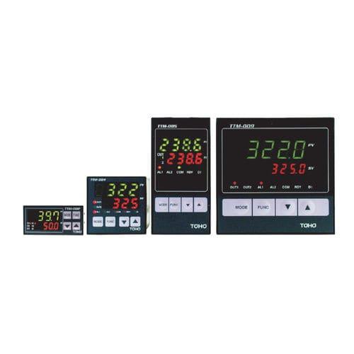 controlador de temperatura digital / PID / programable / 4-20 mA