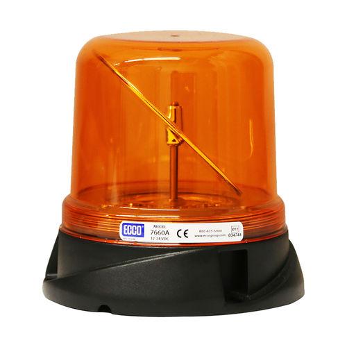 avisador luminoso de destellos / giratorio / LED / 24 V CC