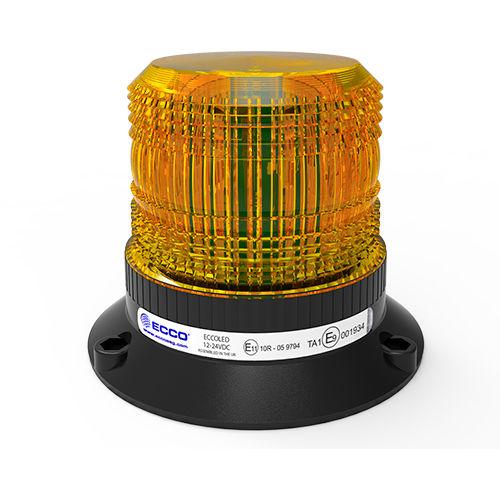 avisador luminoso de destellos / LED / 24 V CC / 12 V CC
