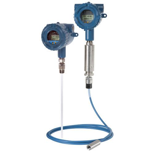 transmisor de nivel de admitancia RF