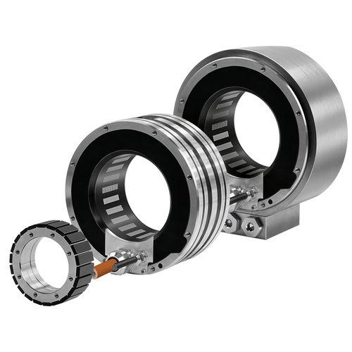 motor par DC / síncrono / de accionamiento directo / refrigerado por agua