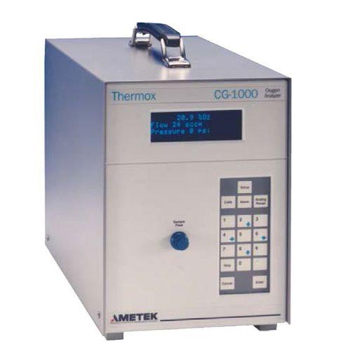 analizador de oxígeno / portátil / de laboratorio