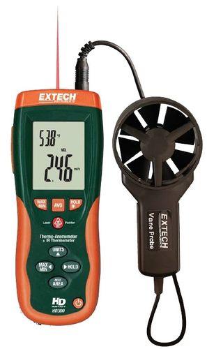 termo-anemómetro de hélice / portátil