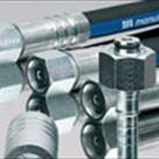 racor de engaste / recto / hidráulico / reductor de presión