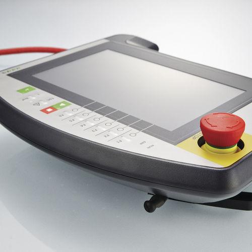 terminal de control con pantalla táctil / con teclado / móvil / USB