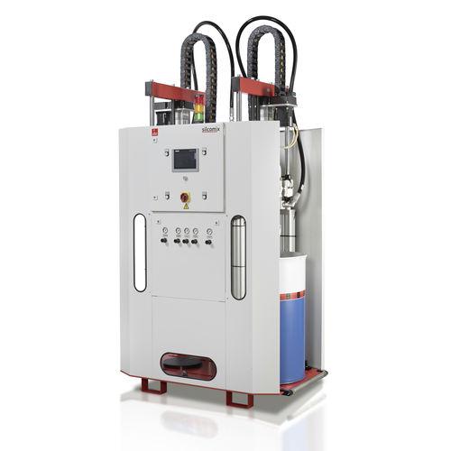 mezclador-dosificador de pistón - DOPAG - Metering, Mixing and Dispensing Technology