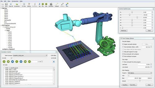 software de análisis / de diseño / automatizado