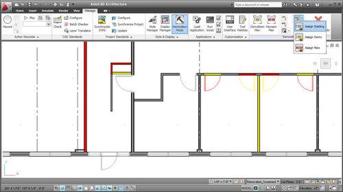 software de diseño / para edificios / de arquitectura / AutoCAD