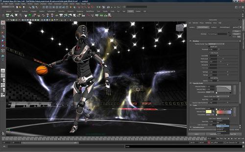 software de animación / de modelización / de simulación / 3D