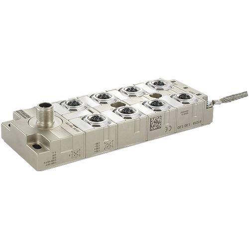conmutador Ethernet no administrable / 8 puertos / IP67