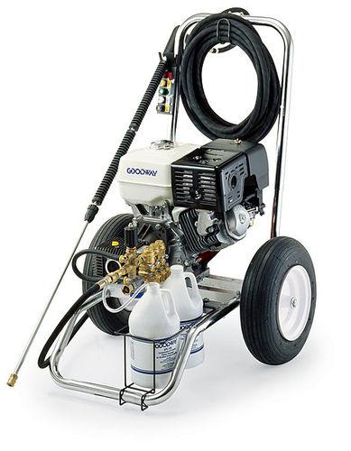 limpiador de agua / con motor de gasolina / móvil / de alta presión