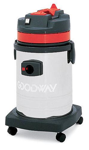 aspirador de agua y polvo / monofásico / comercial / móvil