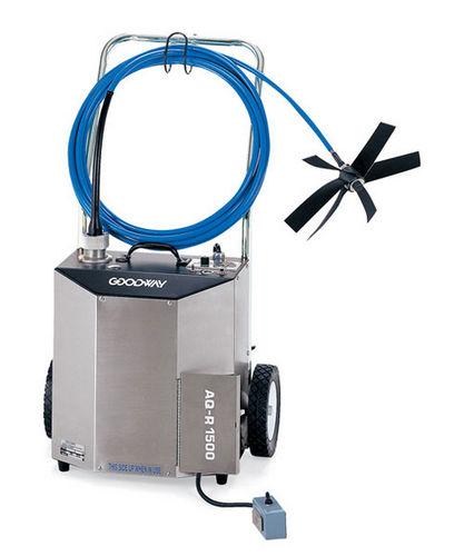 limpiador de vacío / monofásico / móvil