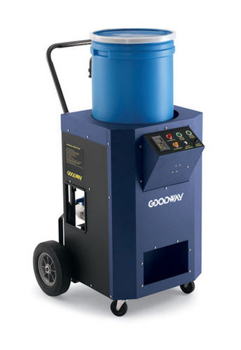 bomba para aguas residuales / eléctrica / industrial / desincrustadora