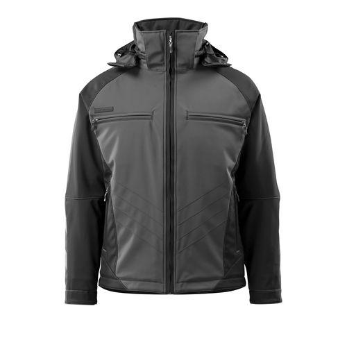 chaqueta de trabajo / impermeable / contra el frío / de poliéster