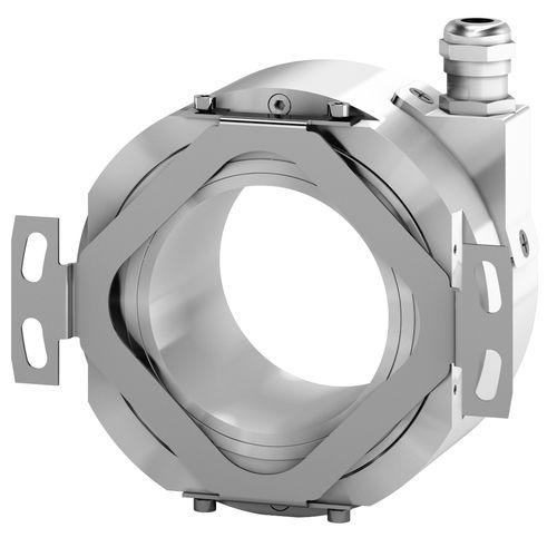 encoder rotativo absoluto / óptico / de eje hueco / monovuelta