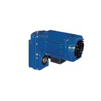 motorreductor asíncrono / cilíndrico / de ejes paralelos / 400V