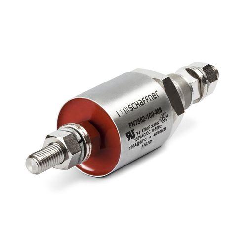 condensador eléctrico de película / de interconexión / DC / para UPS