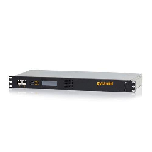 PC en bastidor / Intel® Atom / RJ45 / modular