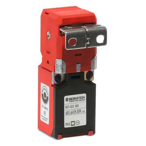 interruptor de seguridad / rotativo / 2 polos / con actuador separado
