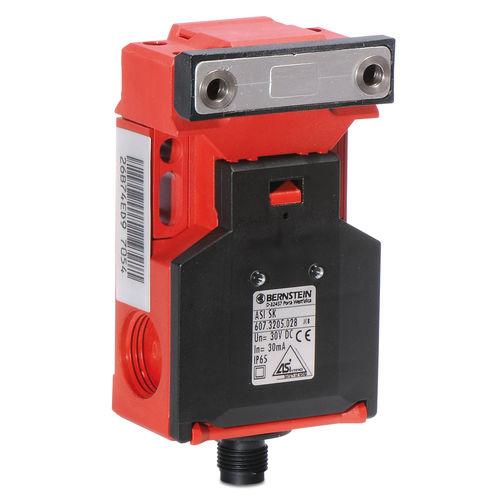 interruptor de interfaz AS / 2 polos / con actuador separado / de termoplástico