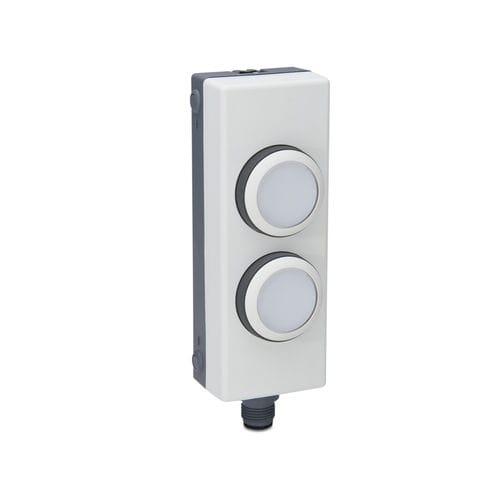 botón pulsador de mando